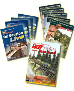 Op Session Live series - volumes 1-4