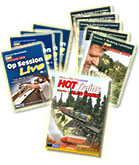 Get all 10 of our model train videos for a very special price!