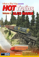 Cover HOT Trains Volume 1 - Alco Mania!