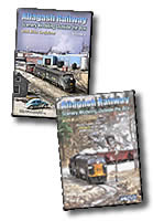 Cover ALLAGASH RAILWAY - Scenery modeling outside the box - vol 1+2
