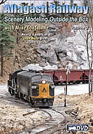 Cover ALLAGASH RAILWAY - Scenery modeling outside the box - vol 2