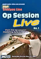 Model Railroad Op Session LIVE no.1