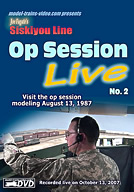 Model Railroad Op Session LIVE no.2