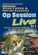 Model Railroad Op Session LIVE no.3