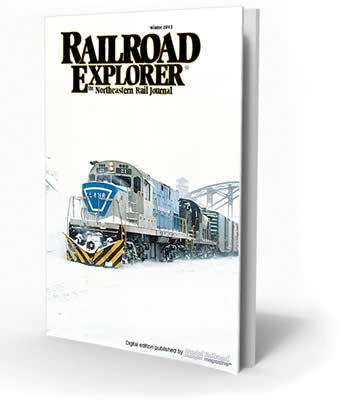 Railroad Explorer eBook - Northeastern Rail Journal - MRH's first eBook!