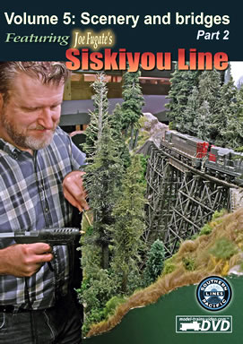 Model trains video - How-to Volume 5 - Scenery and bridges - Part 2