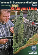 Model Railroad video volume 5 - Scenery and bridges - Pt 2